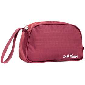 Tatonka One Day Wash Bag bordeaux red